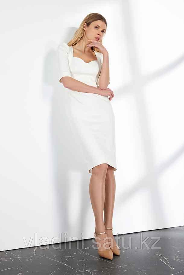 Весеннее классическое платье VLADINI - фото 2
