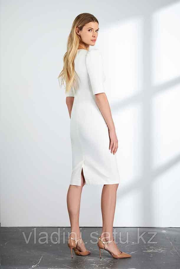 Весеннее классическое платье VLADINI - фото 3