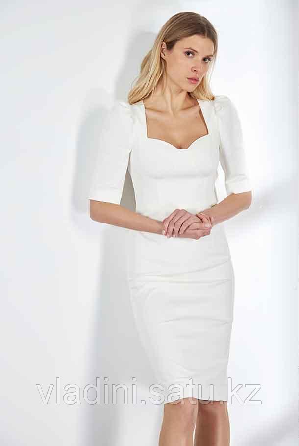 Весеннее классическое платье VLADINI - фото 4