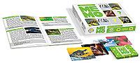 Игра МЕМО «Обитатели земли» (50 карточек)