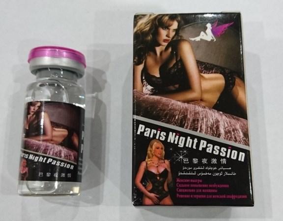 Женские возбуждающие капли Парижская ночь