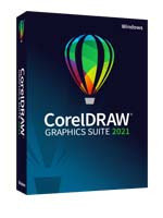 CorelDRAW Graphics Suite 2021 Single User Business License (Windows)