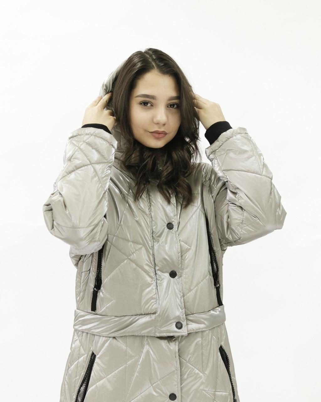 Весенняя куртка Hanym (Турция, весна 2021)