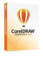 CorelDraw Essentials 2021. Электронный ключ.