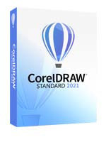 CorelDRAW Standard 2021 License