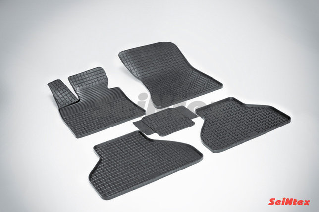 Резиновые коврики Сетка для BMW X-5 E-70 2007-2014, фото 2