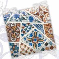 """Набор для вышивания крестом """"Подушка """"Мозаика"""""""