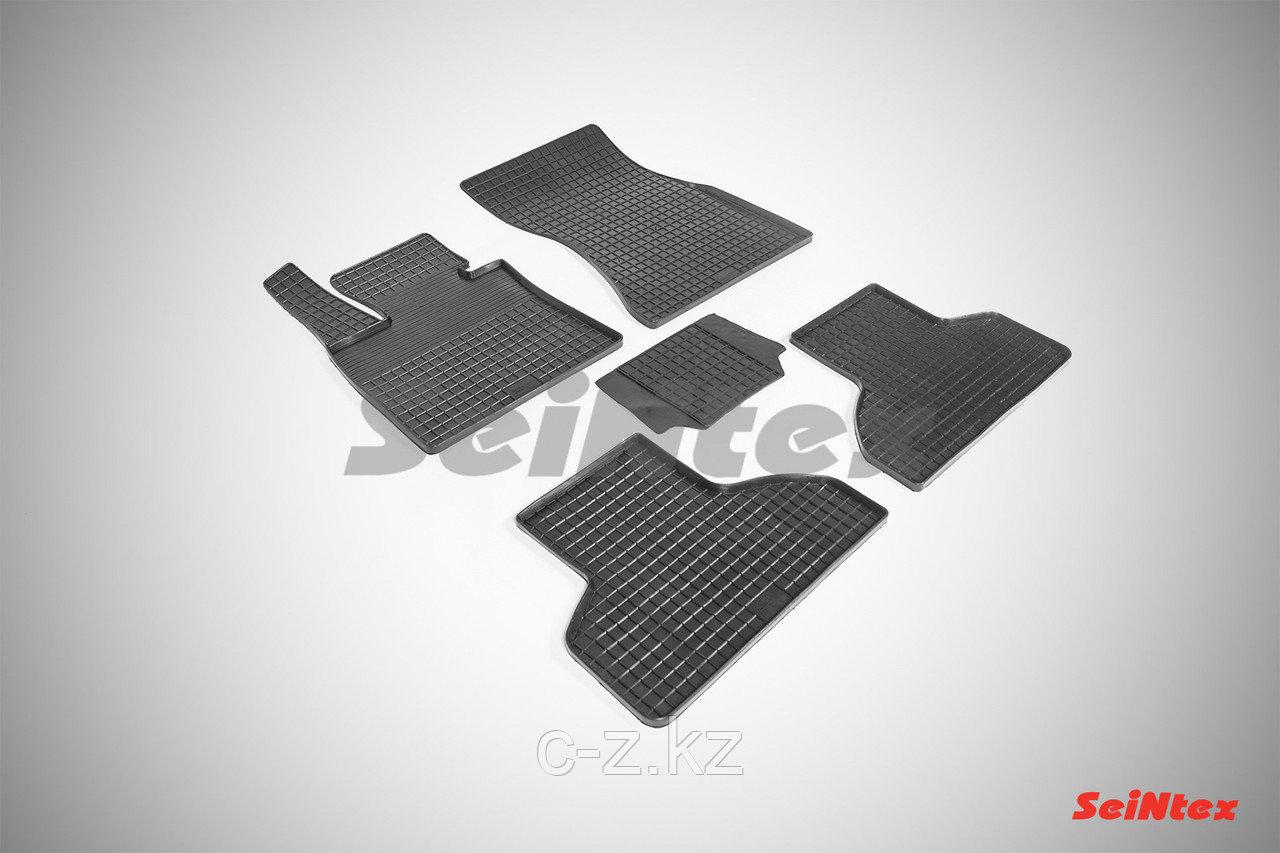 Резиновые коврики Сетка для BMW X5 F-15 (2014-2018)