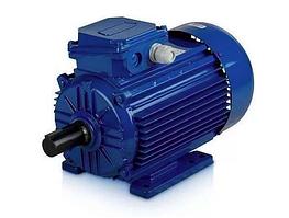 Асинхронный электродвигатель АИР132М6 7,5 кВт 1000 об/мин
