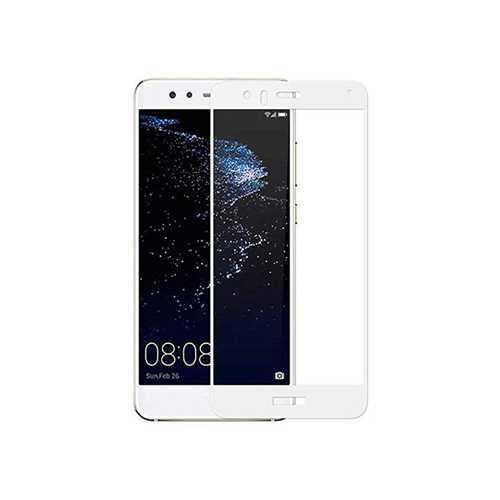 Защитное стекло 3D Huawei P10 Lite, белый