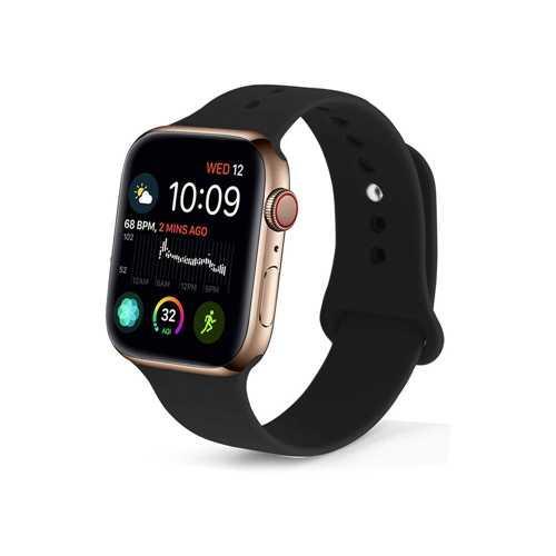 Спортивный ремешок Apple Watch 38-40 мм Sport Band черный
