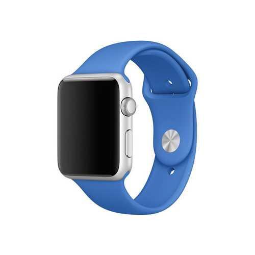Ремешок Apple Watch 42-44mm Sport Band, темно-синий