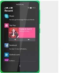 Защитная противоударная пленка Nokia XL, глянцевая