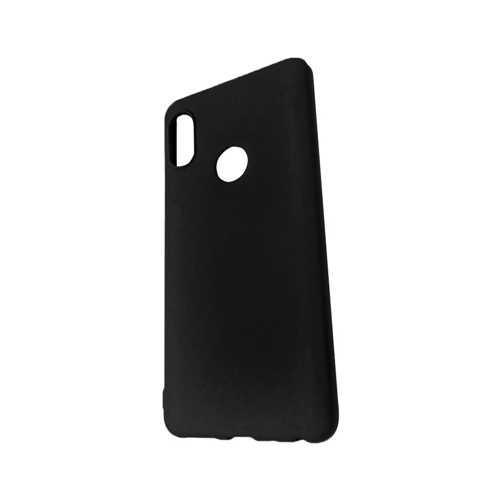 Чехол Xiaomi Redmi Note 5, силиконовый, черный