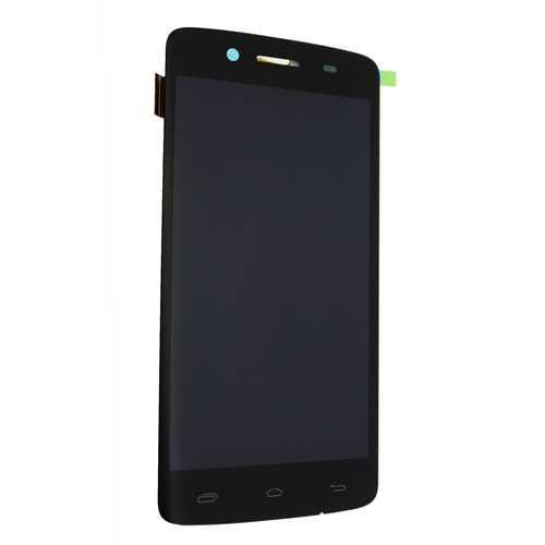 Дисплей Prestigio MultiPhone PAP5507 Duo, с сенсором, черный(Black)