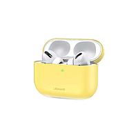 Чехол USAMS для AirPods Pro желтые