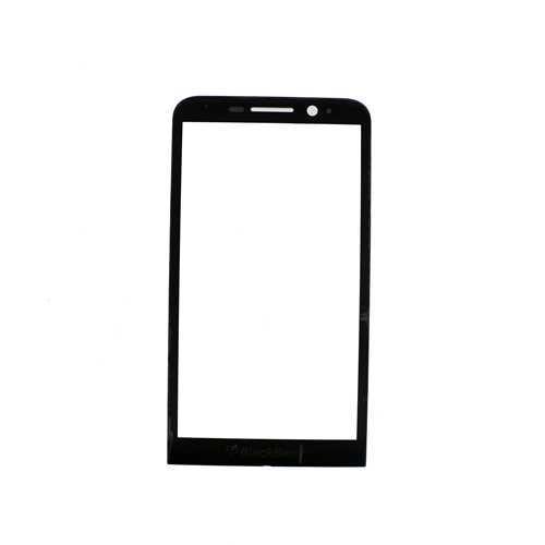 Стекло Blackberry Z30, черный (Black)