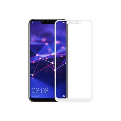 Защитное стекло 3D Huawei Mate 20 Lite/Nova 3i, белый