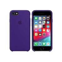 Чехол Apple iPhone 7/8 гелевый, фиолетовый