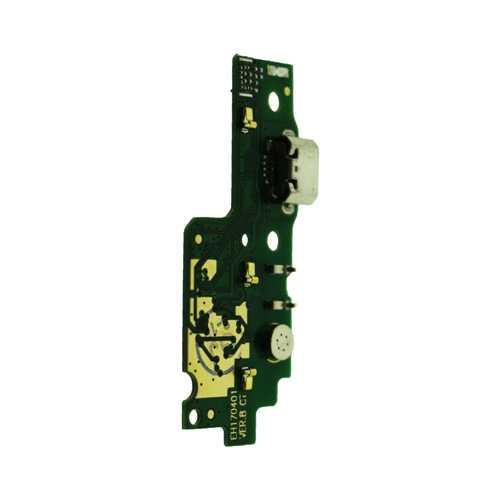 Нижняя плата Huawei Honor Y6II CAM-L23, с коннектором зарядки