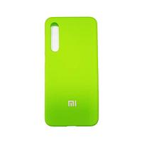 Чехол Xiaomi Mi9SE, гель, зеленый