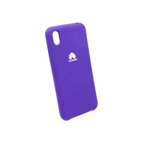 Чехол Huawei Y5 (2019), гель, фиолетовый