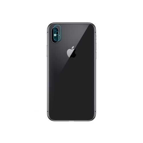 Защитное стекло на камеру Apple iPhone X