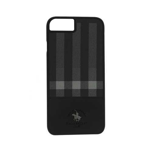 Чехол Santa Barbara Apple iPhone 7 Plaide черный