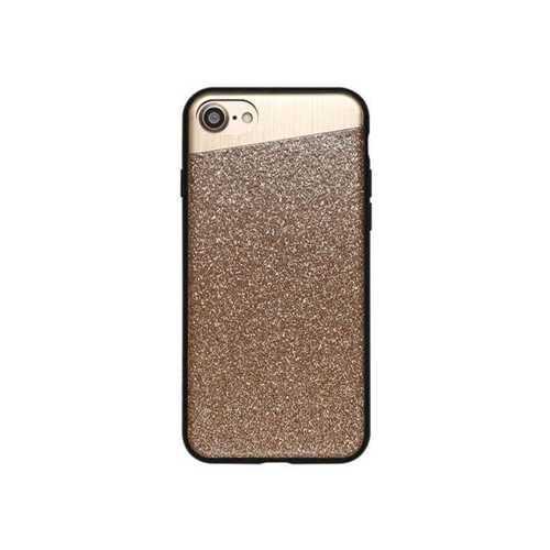 Чехол (Totu) Apple iPhone 7 Plus, Dazzle Series, золото