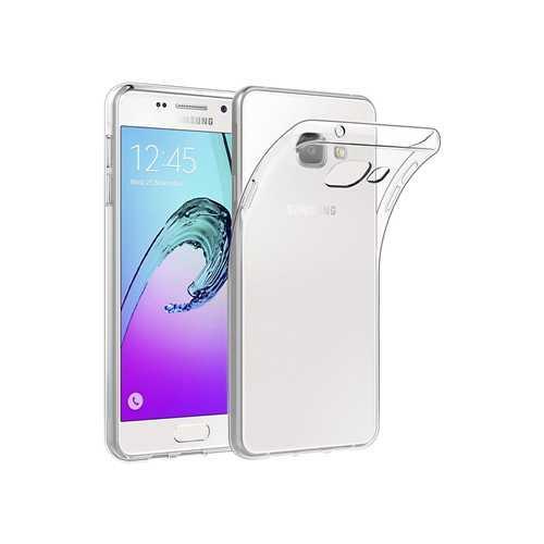 Чехол Samsung Galaxy A5 SM-A510F, гелевый, ультратонкий, прозрачный