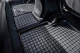 Резиновые коврики Сетка для BMW X6 F-16 (2014-2020), фото 3