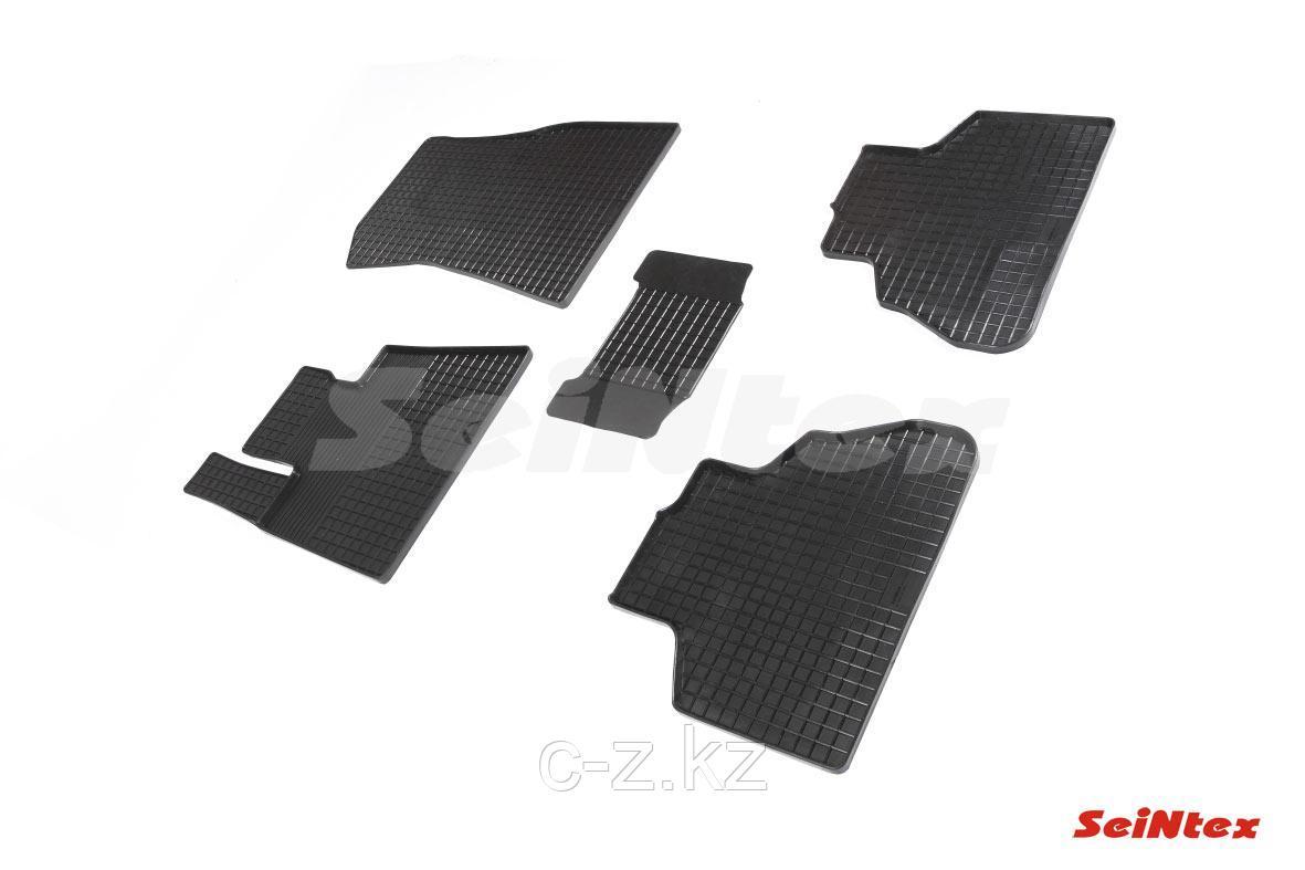 Резиновые коврики Сетка для BMW X5 G-05 2018-н.в.