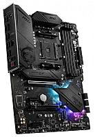 Материнская плата MSI MPG B550 GAMING PLUS AM4 4xDDR4 6xSATA3 RAID 2xM.2 HDMI DP ATX, фото 1