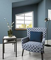 Ткань с геометрическим узором для скатертей, фартуков, подушек, уличных штор и обивки мебели.
