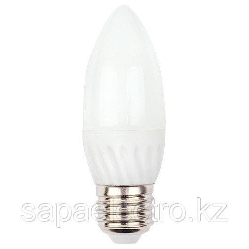Лампа LED C35 4W 350LM E27 6000K(ECOLITE LED)100шт