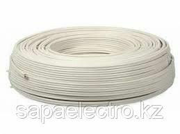 H03VH-H Провод KORDON белый  2х1,5 (TEKSAN)100м