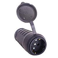 4002 1X16A SEYYAR priz перен разъем с заг крыш (NEA