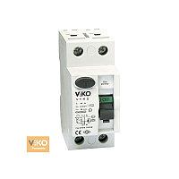 VTR2-25300 УЗО UZO RCCB  2P 25A 300MA(VIKO)60шт