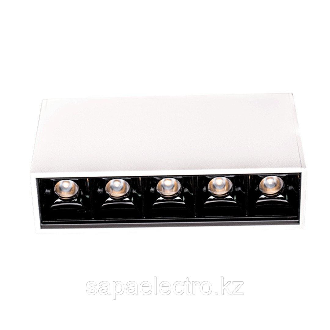 Sv-k LED MIRACH 10W 4000K WHITE S/U (TEKLED) 50sht