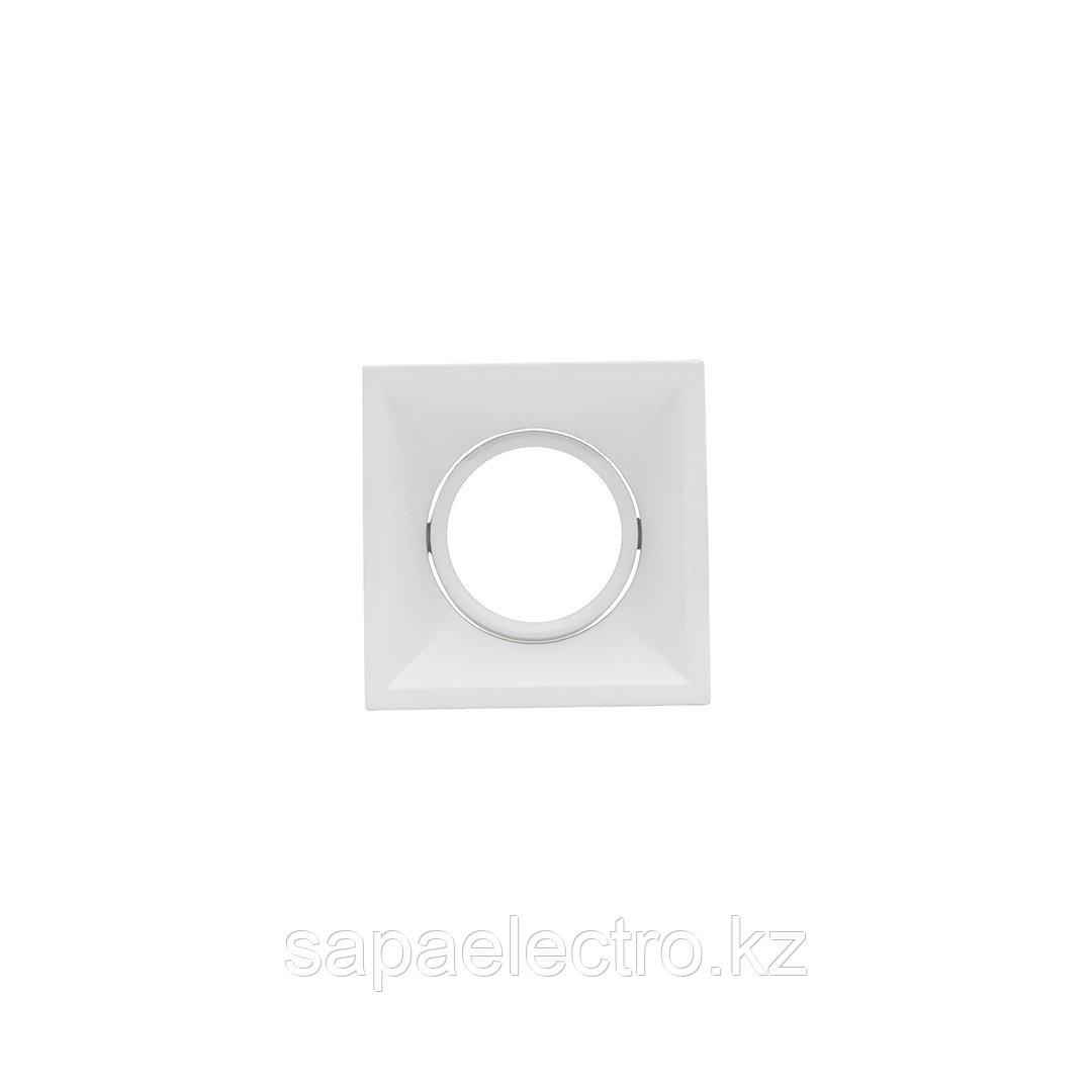 Spot MR16 BA142 SQUARE M.WHITE GU5.3 (TT)100sht