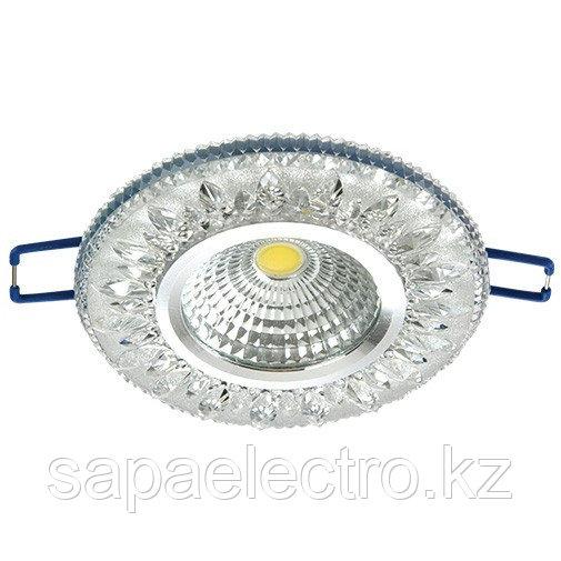Spot LED XN-0219 WHITE (TEKLED) 100sht