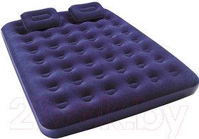 Надувной матрас Pavillo Bestway  2,03 х1,52 х 22 см+насос+ 2 подушки