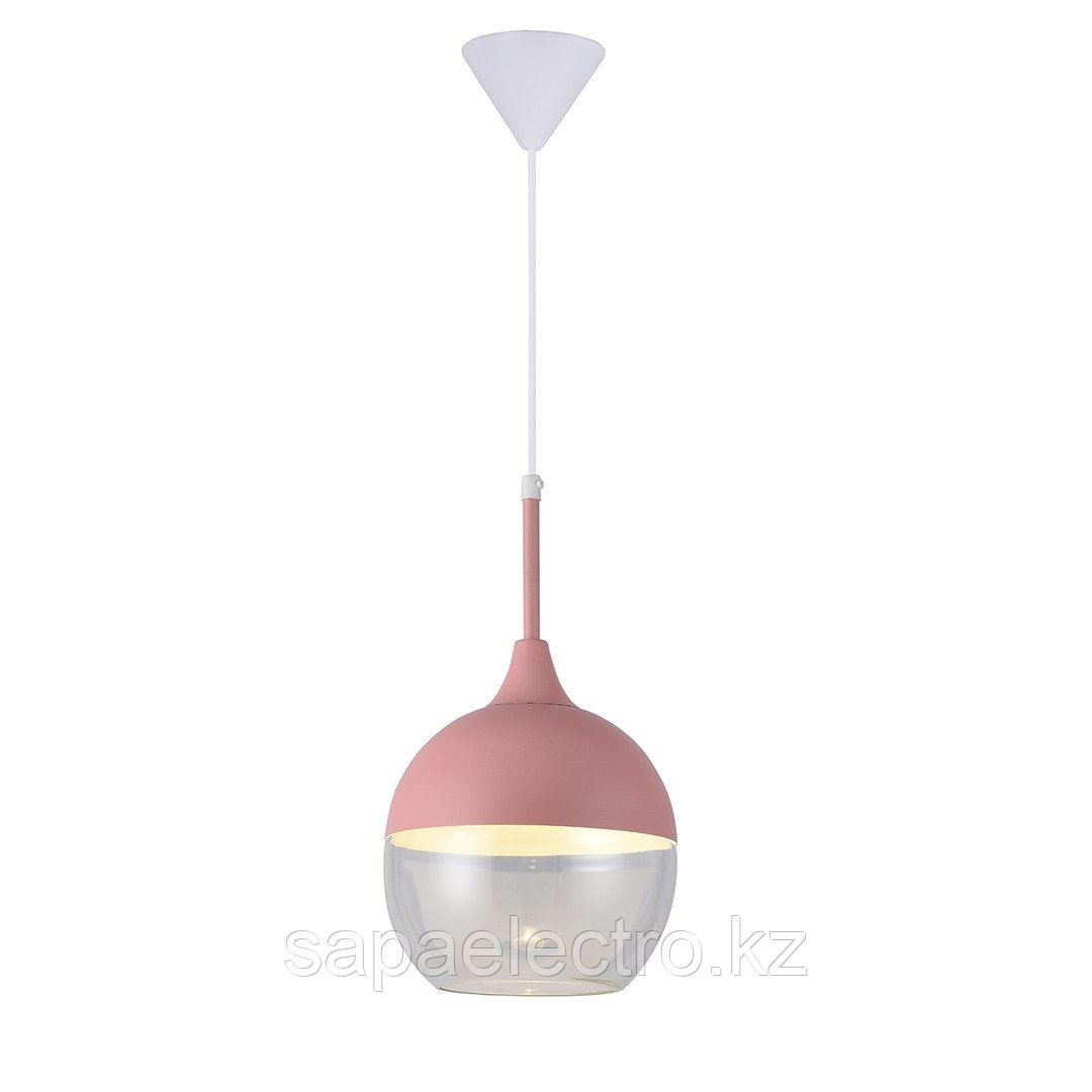 Lyustra MD52148-1A E27 D200 PINK (TEKAVIZE) 1sht