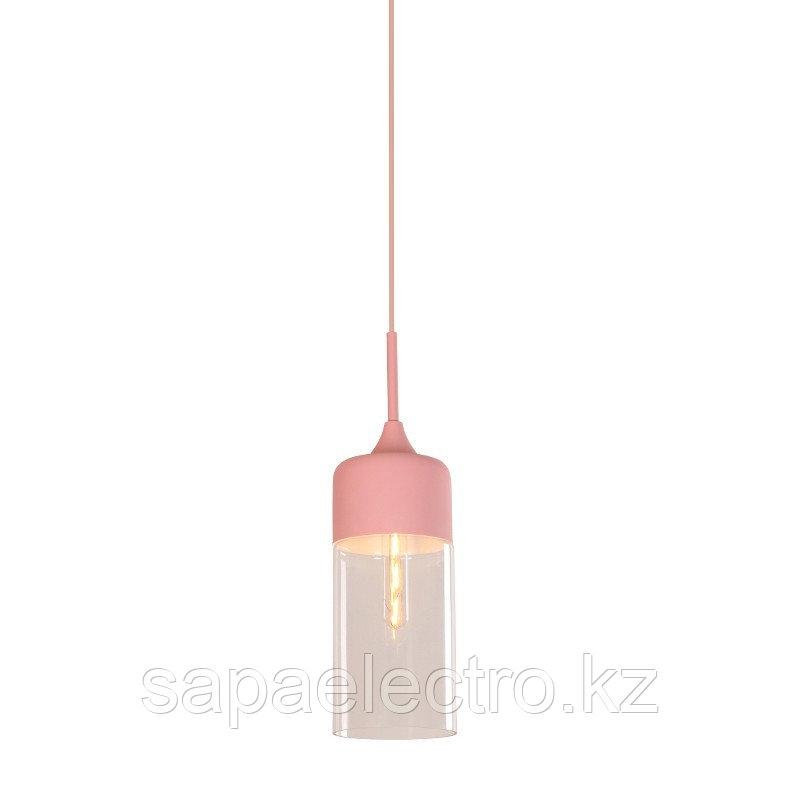 Lyustra MD52148-1C E27 D130 PINK (TEKAVIZE) 1sht