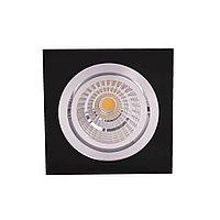 Svet-k LED OC002A 1х5W 3000K BLACK 100-265V (TT)60