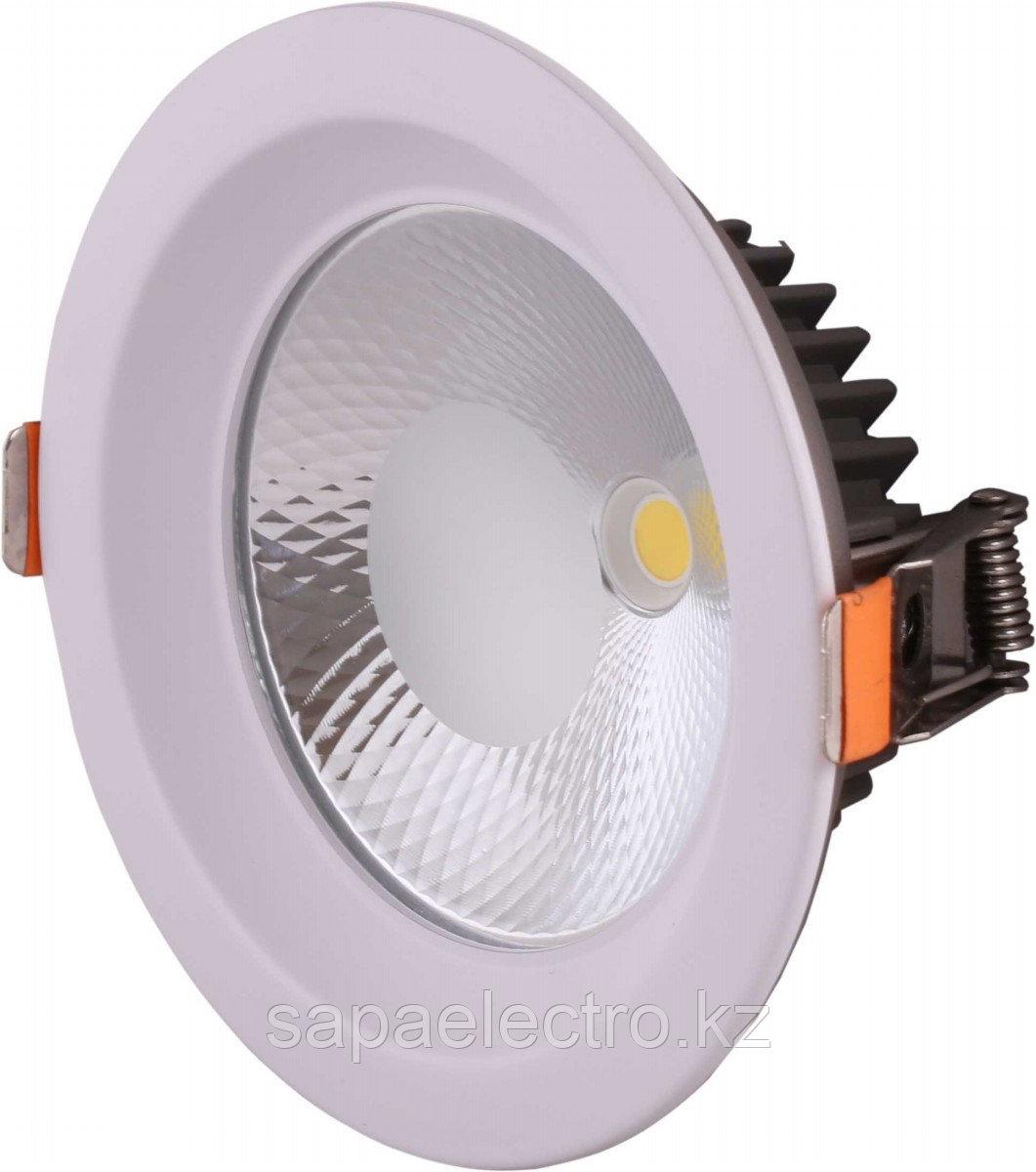 Sv.DOWNLIGHT LED AVENA NEW COB 10W WH 6000K(TT)40