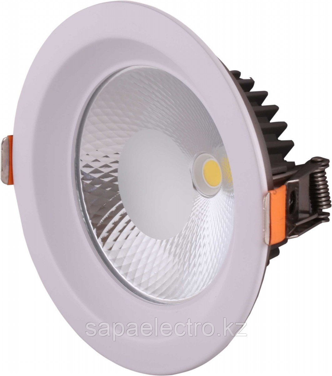 Sv.DOWNLIGHT LED AVENA NEW COB 30W WH 6000K(TT)20