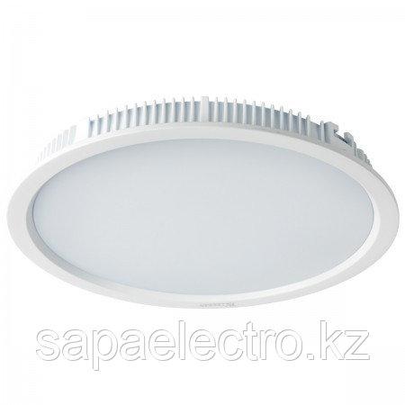 Sv-k LED PANEL 30W RD 6000K WHITE (TEKLED)20sht