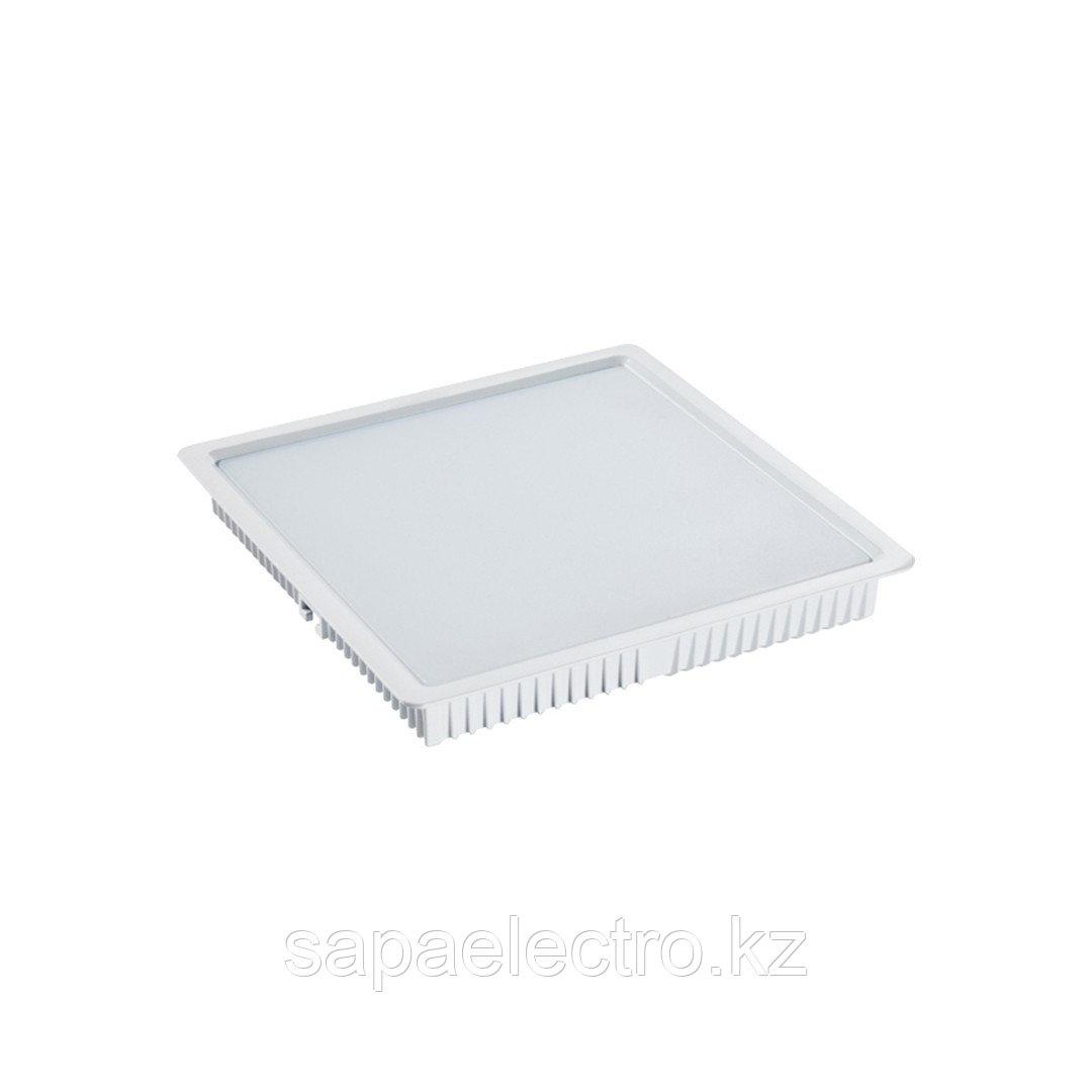Sv-k LED SQ PANEL 30W 3000K WHITE (TEKLED)20sht