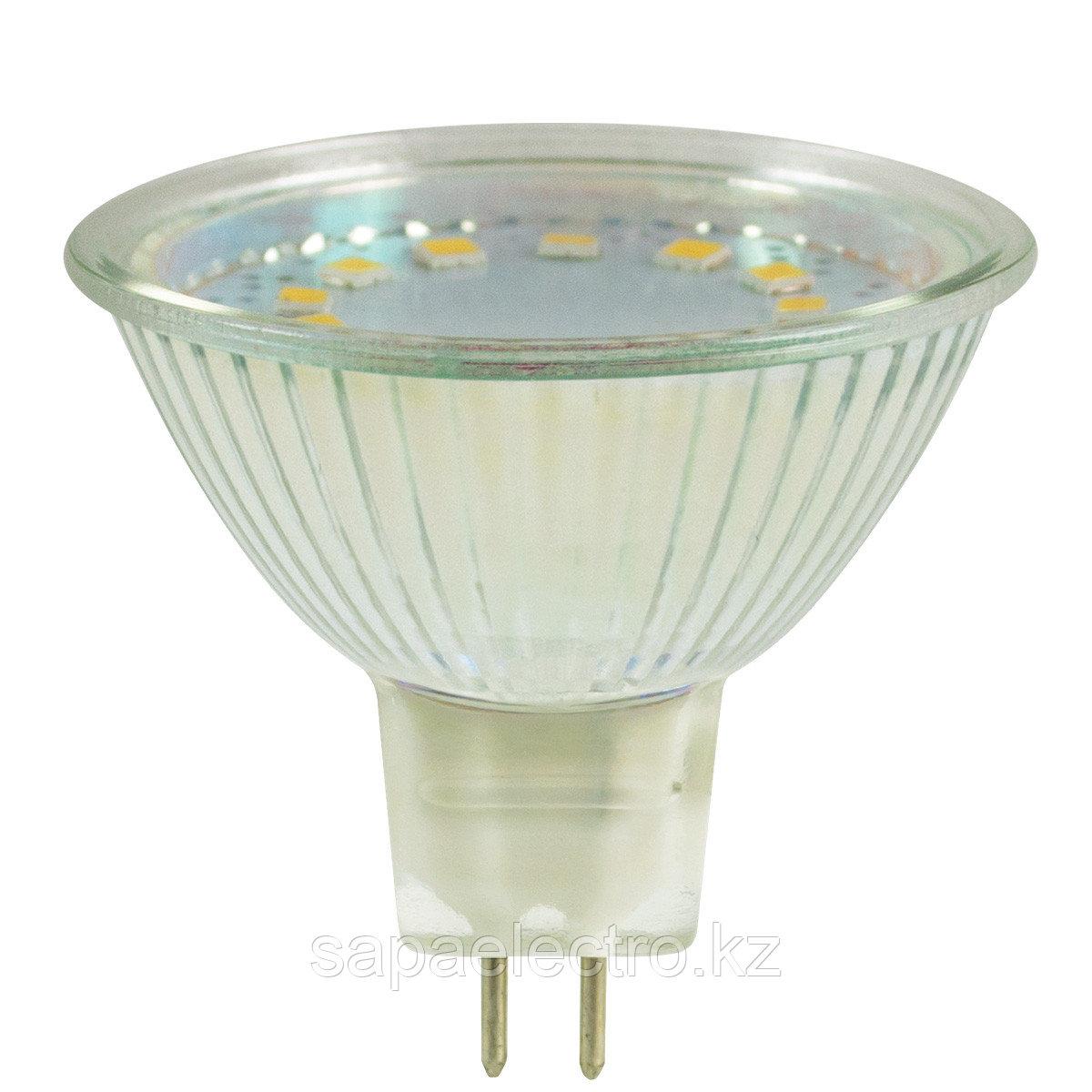 Lampa LED MR16 3W 210LM 6000K GU5,3 12V (TL)100sht